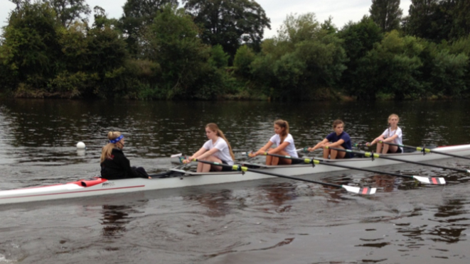 Case study image for Worcester Rowing Club